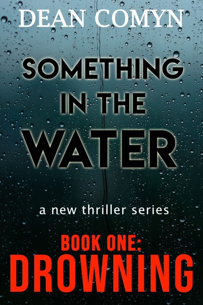 book one drowning cover